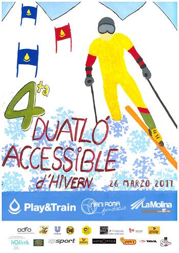 Duatló Accessible d'Hivern