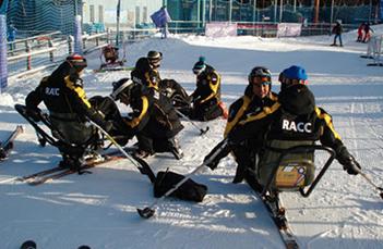 Formación Descens Escola d'Esquí i Snowboard