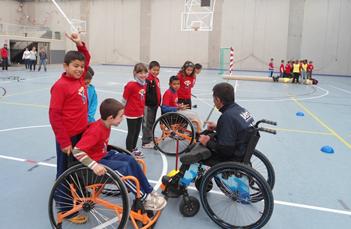 Fundación Adecco en Madrid