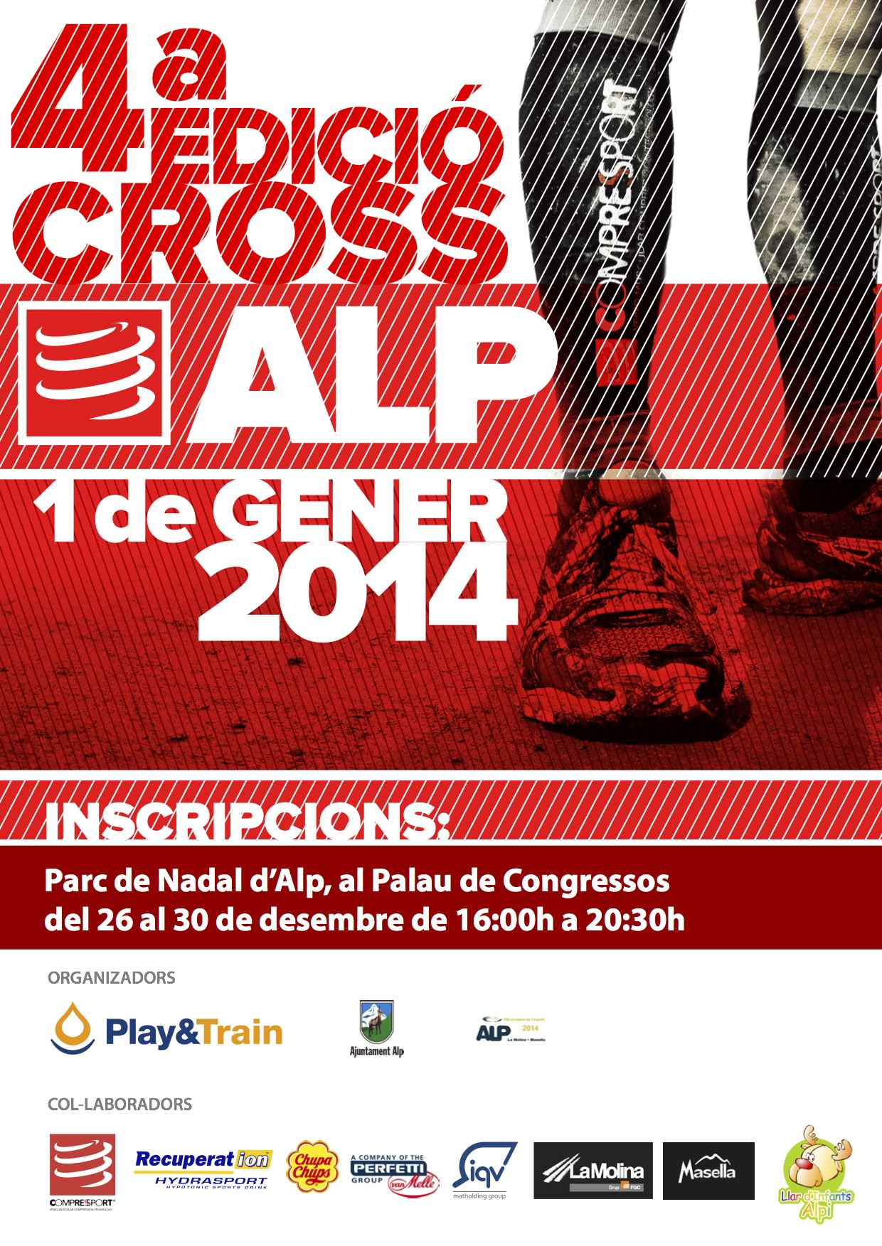 <!--:es-->4º Cross Solidario de Play&Train<!--:-->