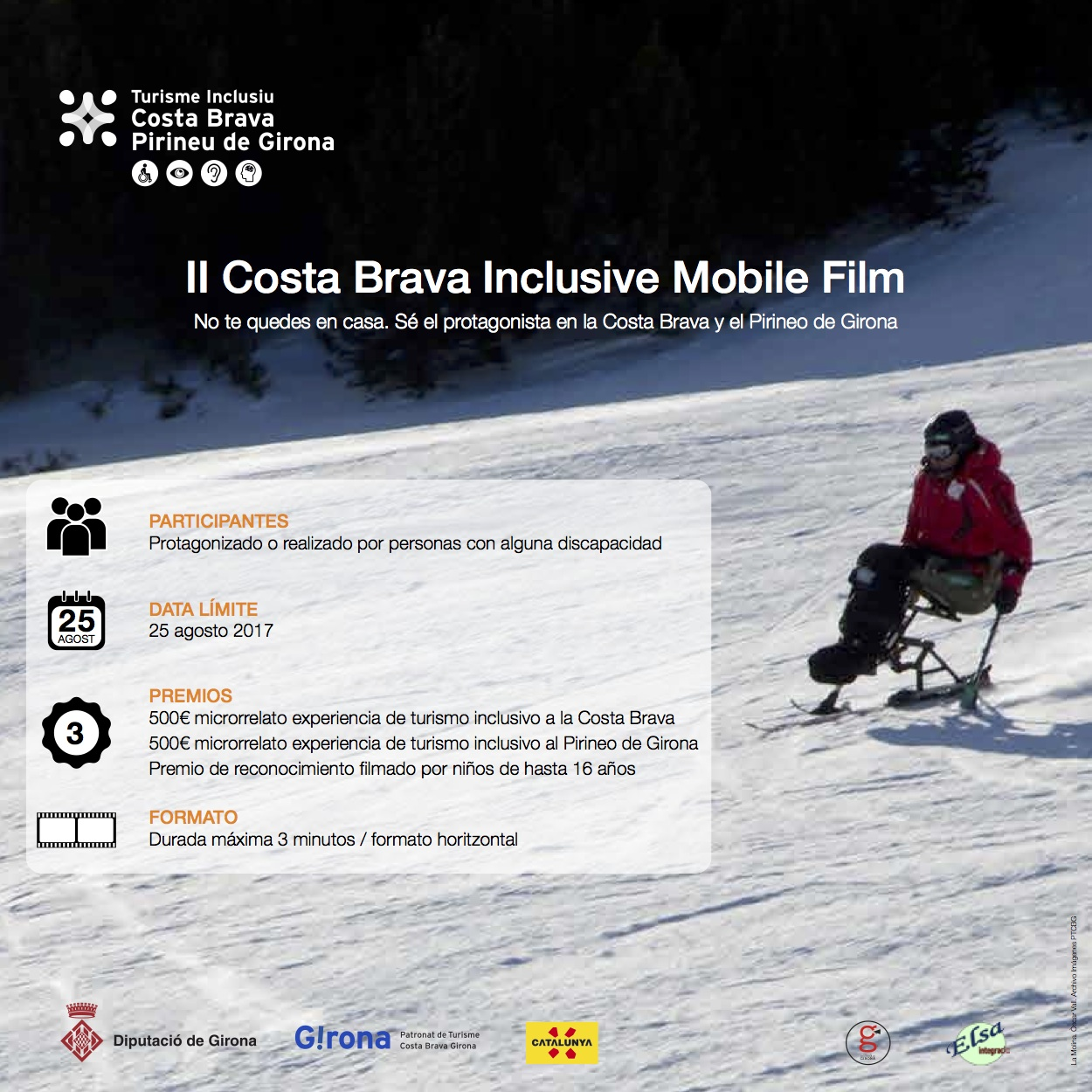 Costa Brava Inclusive Mobile Film