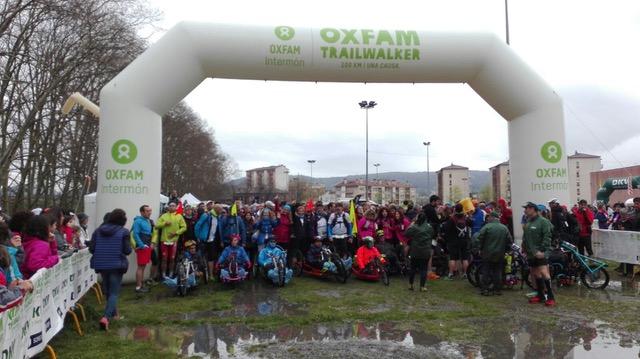 8a Edición Oxfam Trailwalker