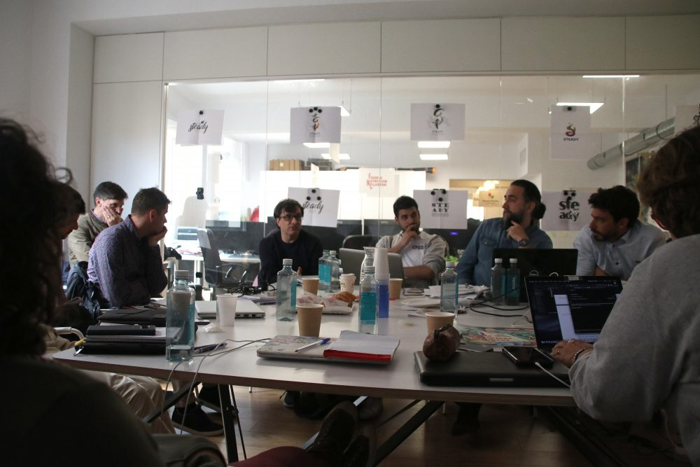 STEADY Project – Kick-off meeting