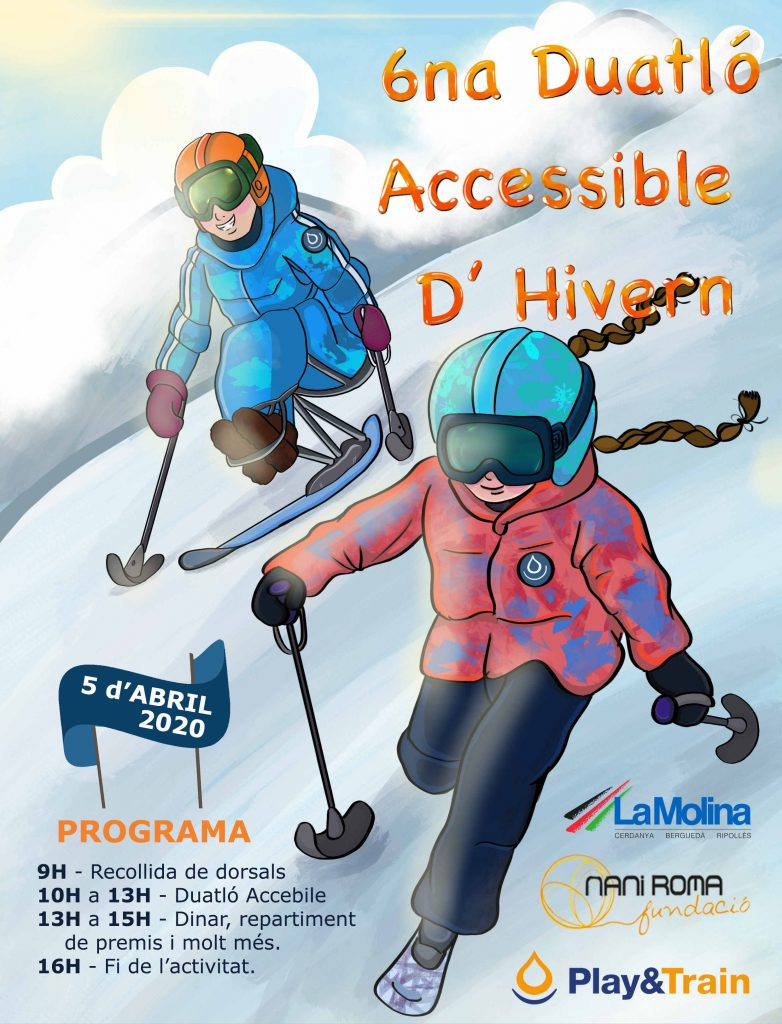 Duatló Accessible d'Hivern