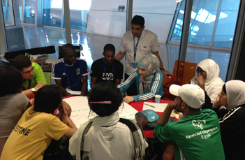 UNOSDP Youth Leadership Camp 4.0