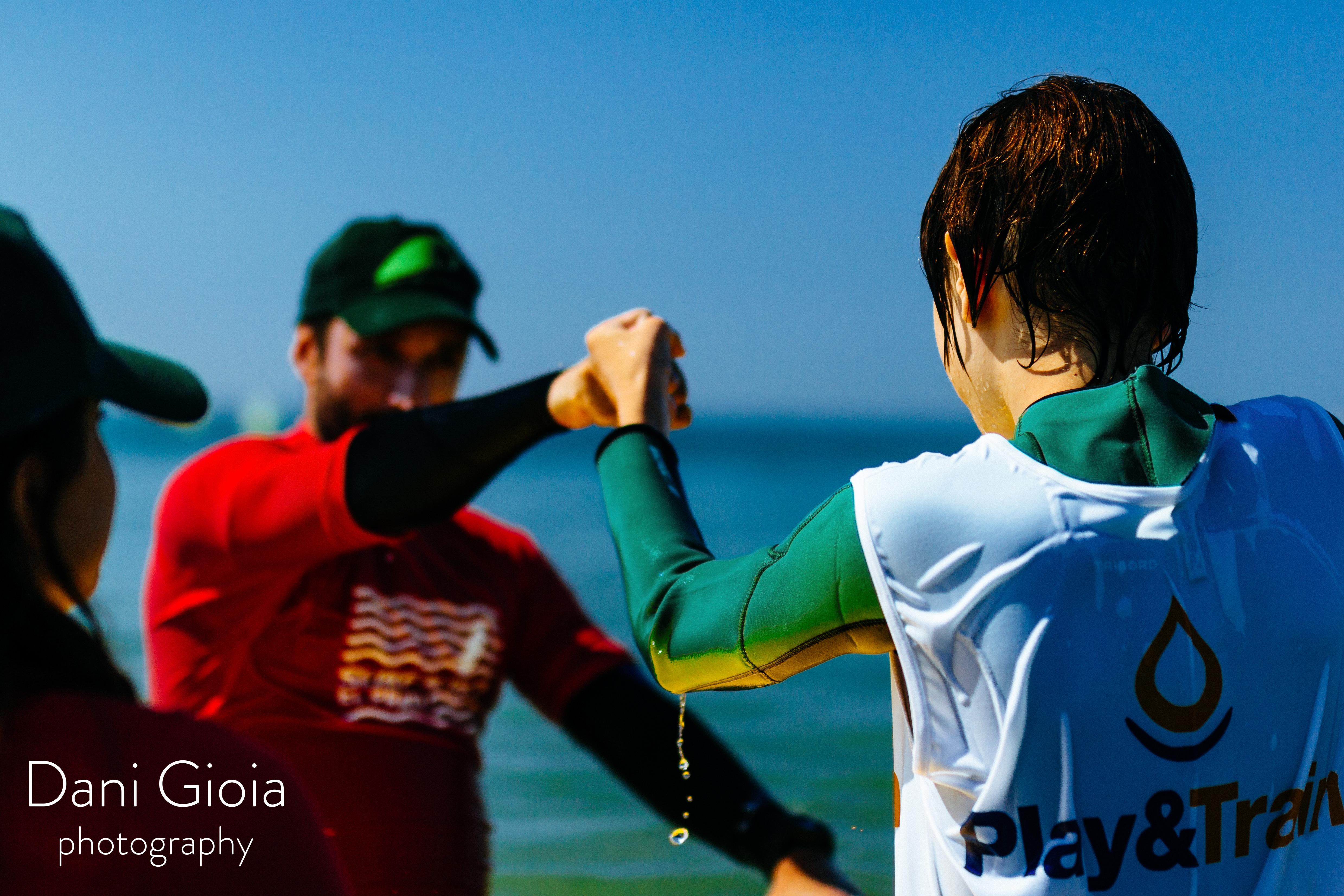Christian Surfers, 4 años de voluntariado