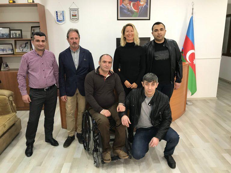 Proyecto de consultoría para la adaptación de una estación de esquí en Azerbaiyán