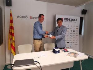 Visita SEAC sede Acció Barcelona