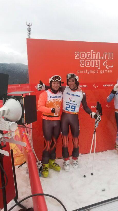 Gabriel Gorce y Arnau Ferrer