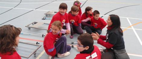 Programa educativo de Play And Train